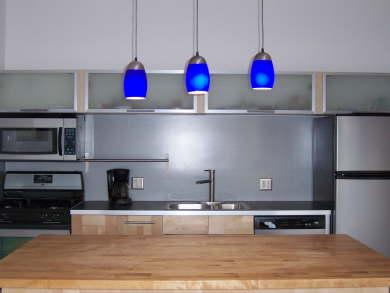 Světlo nad kuchyňský stůl